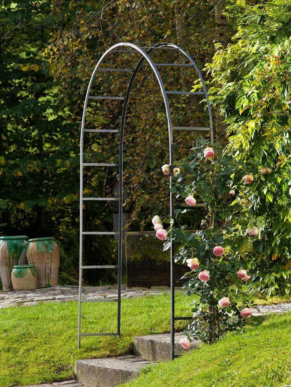 Rosenbogen Modern rosenbö und rankhilfen die bereicherung für jeden garten